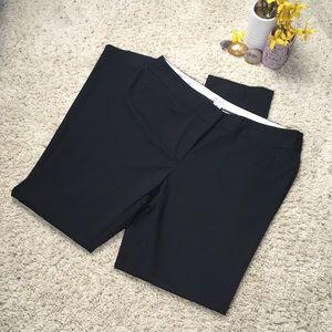 Liz Claiborne Size 14 Black Dress Pants